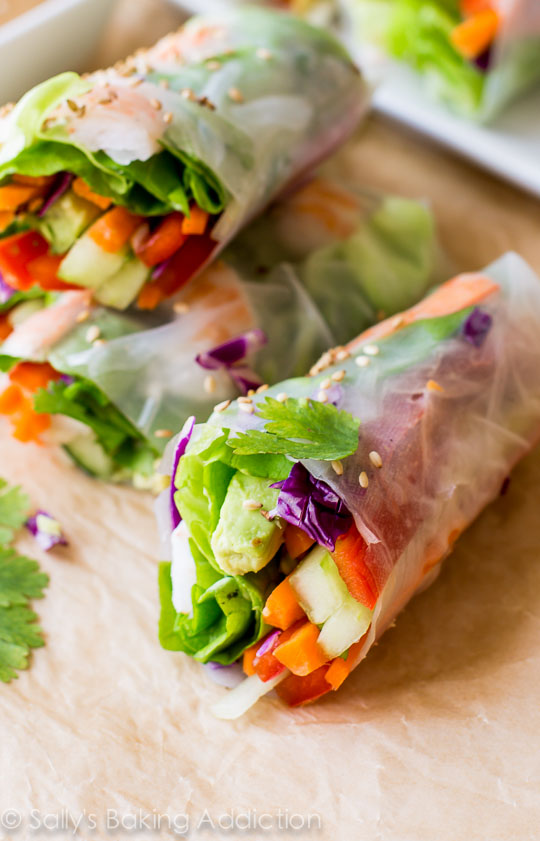 how-to-make-summer-rolls
